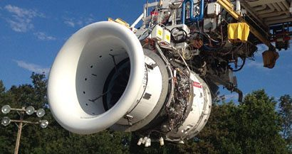 LEAP Progressing in Engine Test Program
