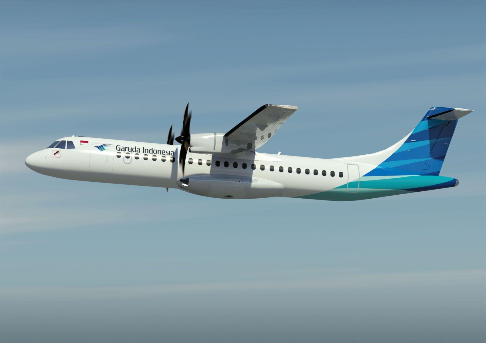 Garuda selects ATR