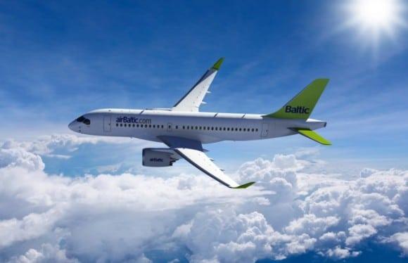 BCA_5359_29_FARNBOROUGH_2014_Air_Baltic_CS100_Livery-675x435