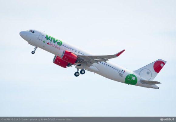 A320neo milestone