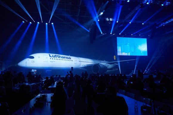 Lufthansa's new A350 – fast, green and quiet