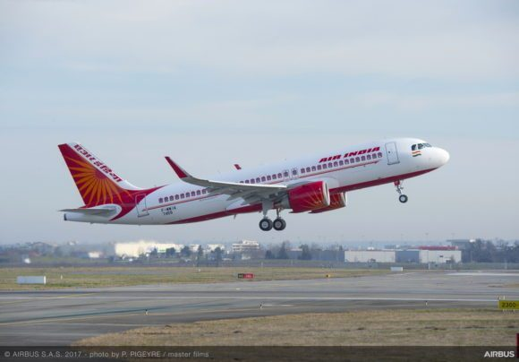 Air India gets its first A320neo