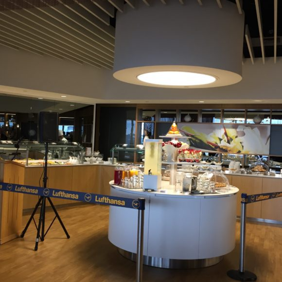 Lufthansa Dedicates New Lounge at Boston Logan Airport