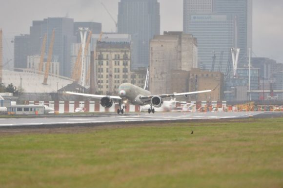CS100 awarded London City certification